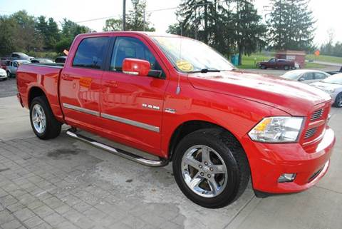 2010 Dodge Ram Pickup 1500 for sale in Germantown, OH