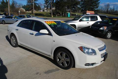 2008 Chevrolet Malibu for sale in Germantown, OH