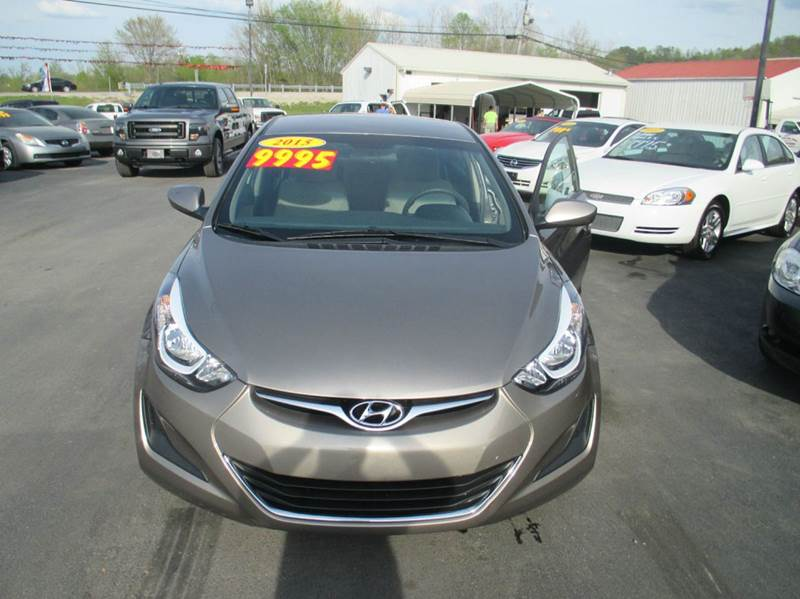 2015 Hyundai Elantra SE 4dr Sedan - London KY
