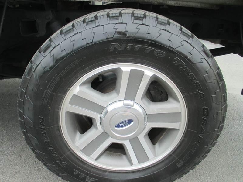 2008 Ford F-150 4x4 XLT 2dr Regular Cab Styleside 6.5 ft. SB - London KY