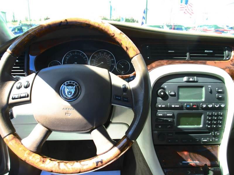 2007 Jaguar X-Type AWD 3.0L 4dr Sedan - London KY