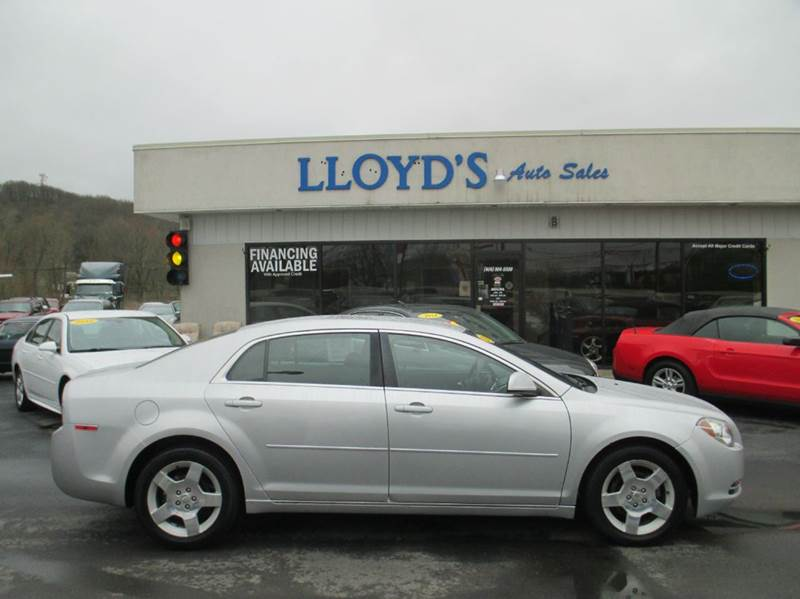 2010 Chevrolet Malibu LT 4dr Sedan w/1LT - London KY