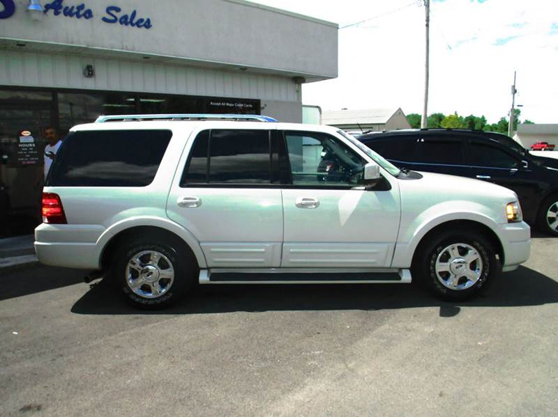 2005 Ford Expedition Limited In Houston Tx: 2005 Ford Expedition Limited 4WD 4dr SUV In London KY