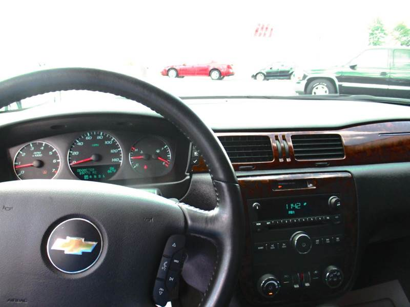 2013 Chevrolet Impala LT Fleet 4dr Sedan - London KY