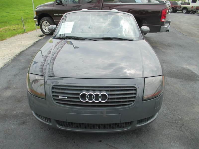 2001 Audi TT AWD 225hp Quattro 2dr Roadster - London KY