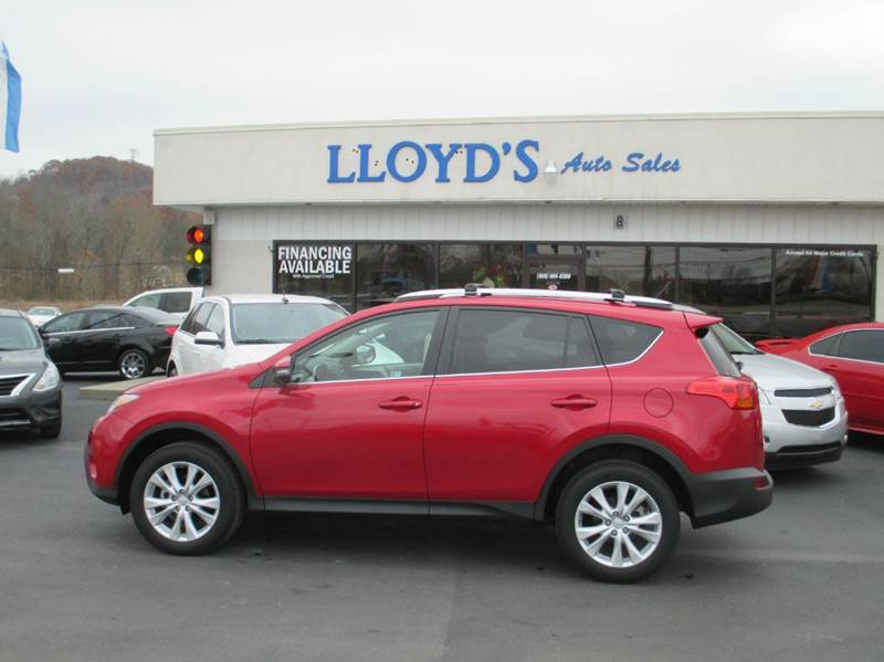 2013 Toyota RAV4 Limited 4dr SUV - London KY