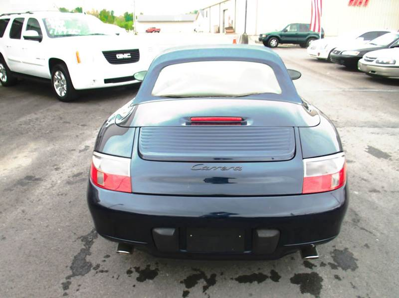 2000 Porsche 911 Carrera 2dr Convertible - London KY