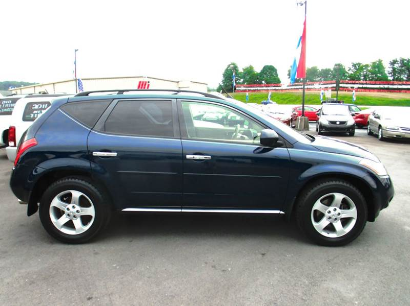 2006 nissan murano awd sl 4dr suv in london ky lloyd 39 s auto sales. Black Bedroom Furniture Sets. Home Design Ideas