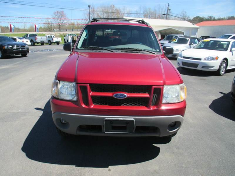 2003 Ford Explorer Sport Trac 4dr XLT 4WD Crew Cab SB - London KY