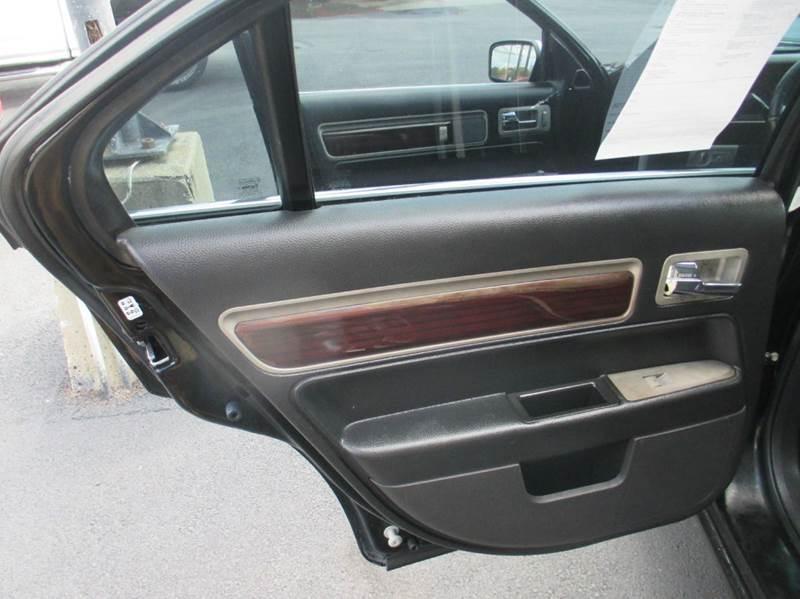 2008 Lincoln MKZ 4dr Sedan - London KY