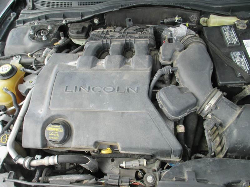 2008 Lincoln MKZ Base 4dr Sedan - London KY