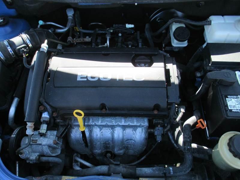 2009 Chevrolet Aveo LT 4dr Sedan w/2LT - London KY