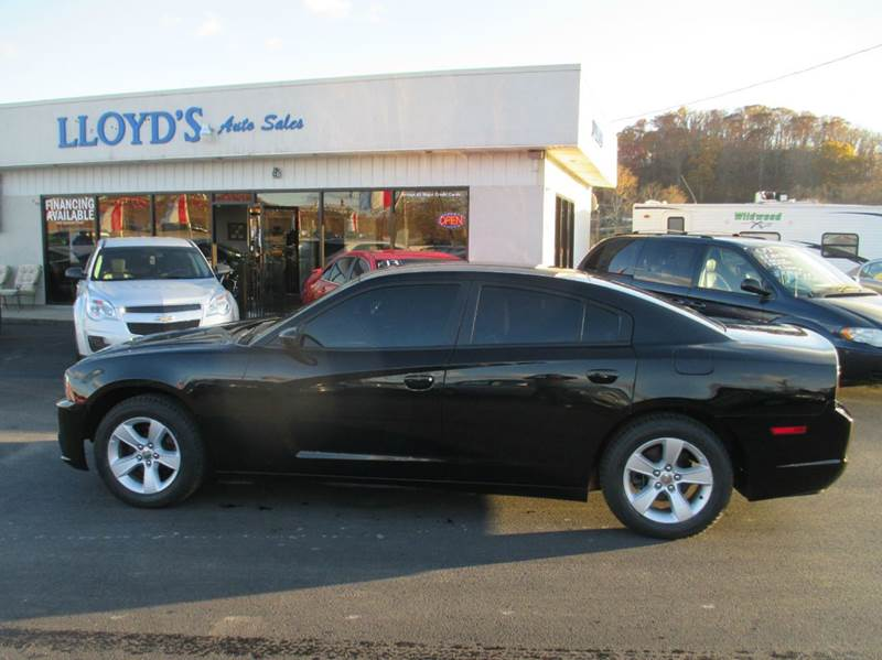2014 Dodge Charger SE 4dr Sedan - London KY