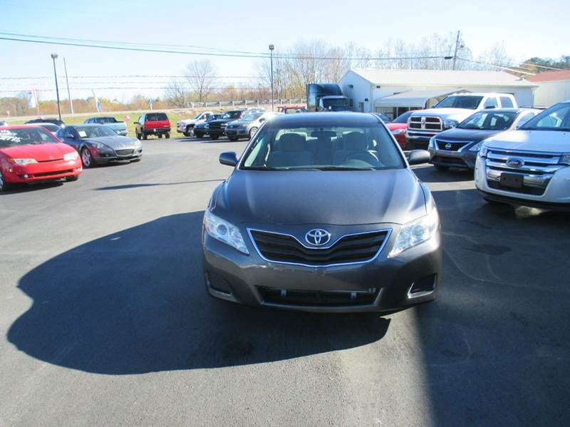 2011 Toyota Camry 4dr Sedan 6A - London KY