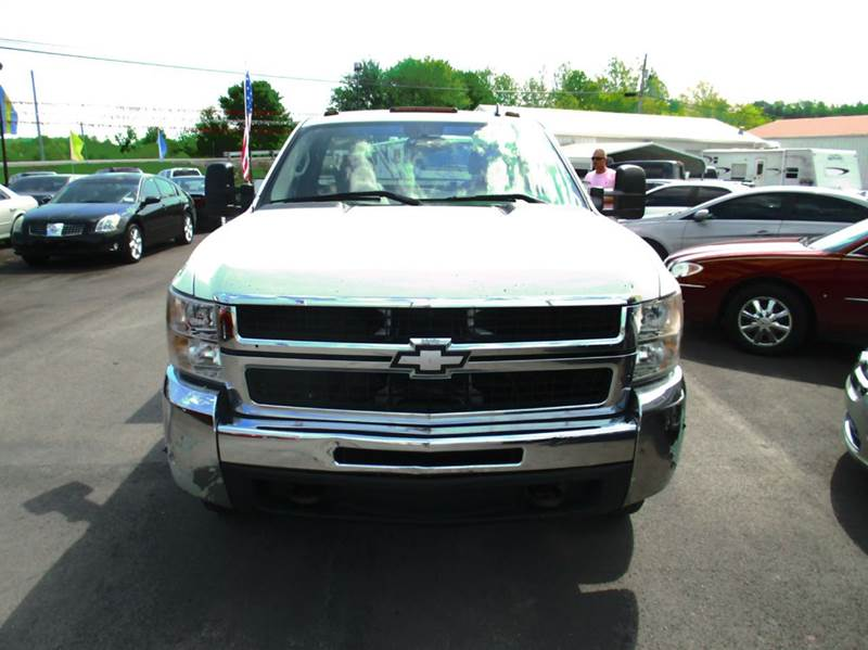2007 Chevrolet Silverado 3500HD Work Truck 2dr Regular Cab 4WD LB DRW - London KY