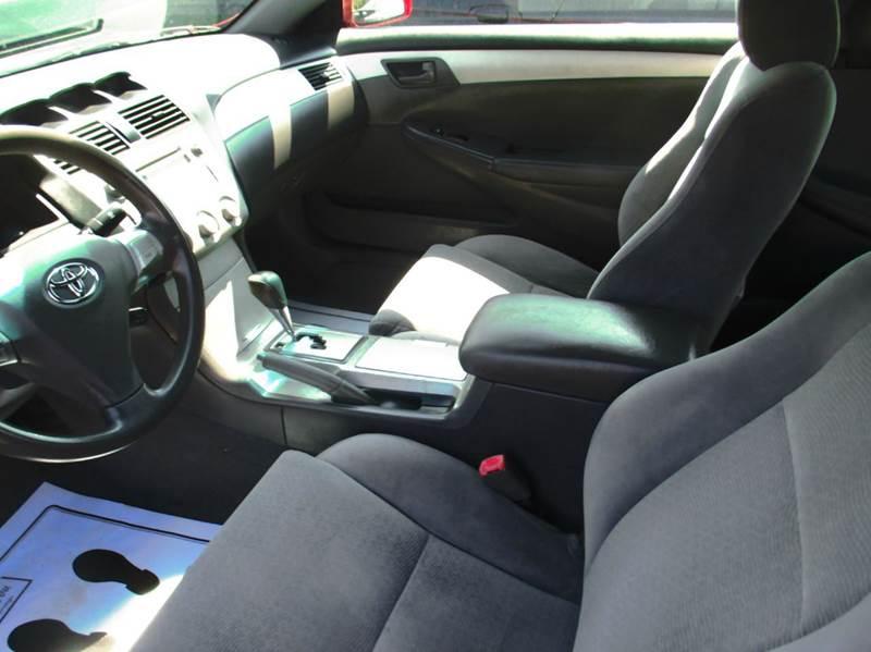 2008 Toyota Camry Solara SE 2dr Coupe  - London KY