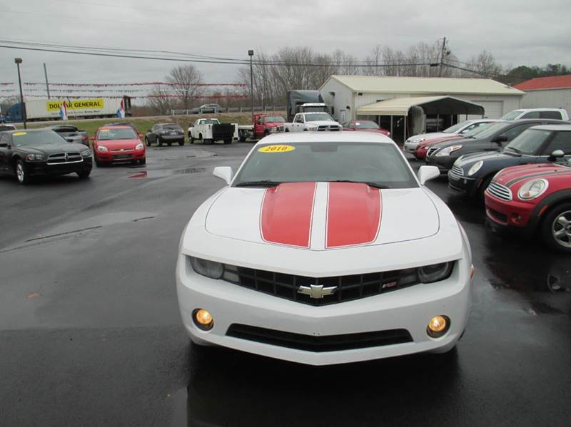 2010 Chevrolet Camaro LT 2dr Coupe w/2LT - London KY