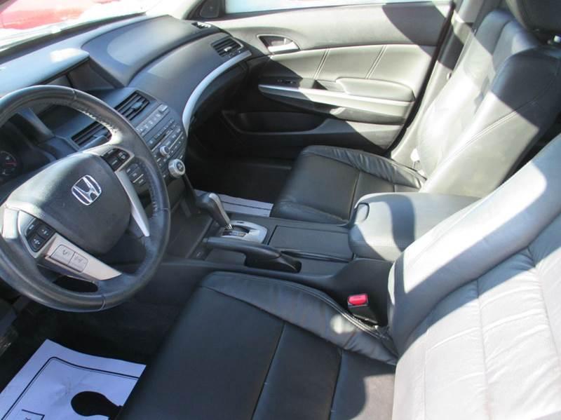 2010 Honda Accord EX-L 4dr Sedan 5A - London KY