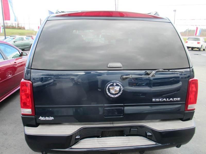 2006 Cadillac Escalade Base AWD 4dr SUV - London KY
