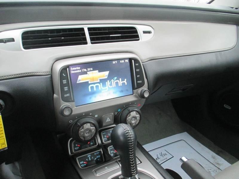 2014 Chevrolet Camaro LT 2dr Coupe w/2LT - London KY