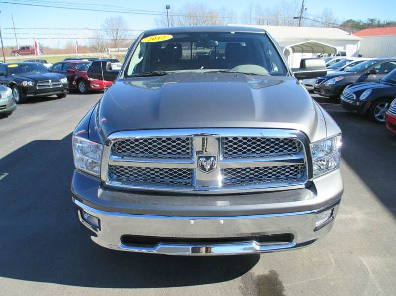 2012 RAM Ram Pickup 1500 Big Horn 4x2 4dr Crew Cab 5.5 ft. SB Pickup - London KY