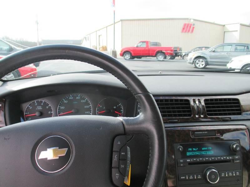 2012 Chevrolet Impala LT Fleet 4dr Sedan - London KY