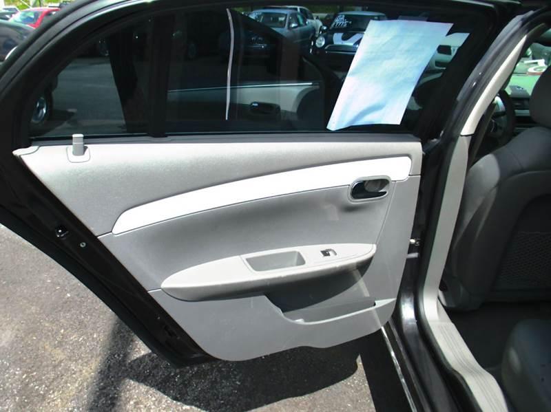 2011 Chevrolet Malibu LT 4dr Sedan w/1LT - London KY