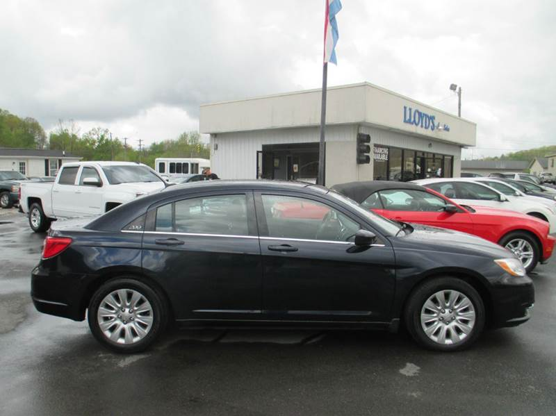 2012 Chrysler 200 LX 4dr Sedan - London KY