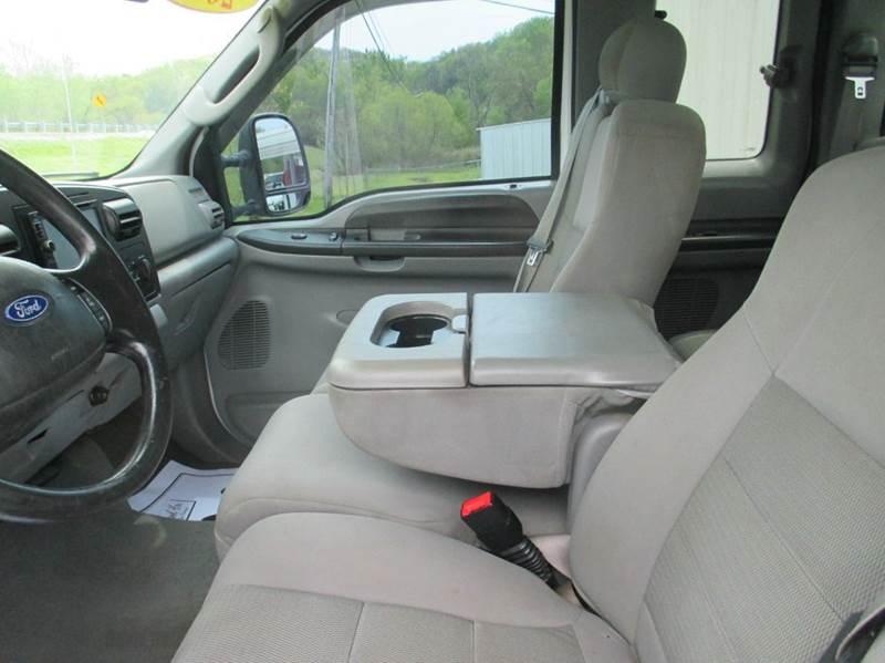2005 Ford F-250 Super Duty 4dr SuperCab XLT 4WD LB - London KY