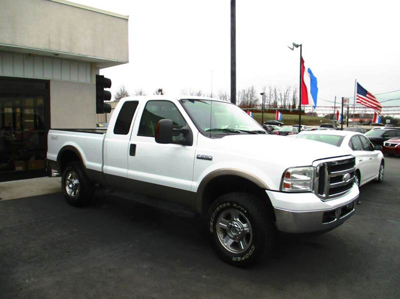 2006 Ford F-250 Super Duty Lariat 4dr SuperCab 4WD SB - London KY