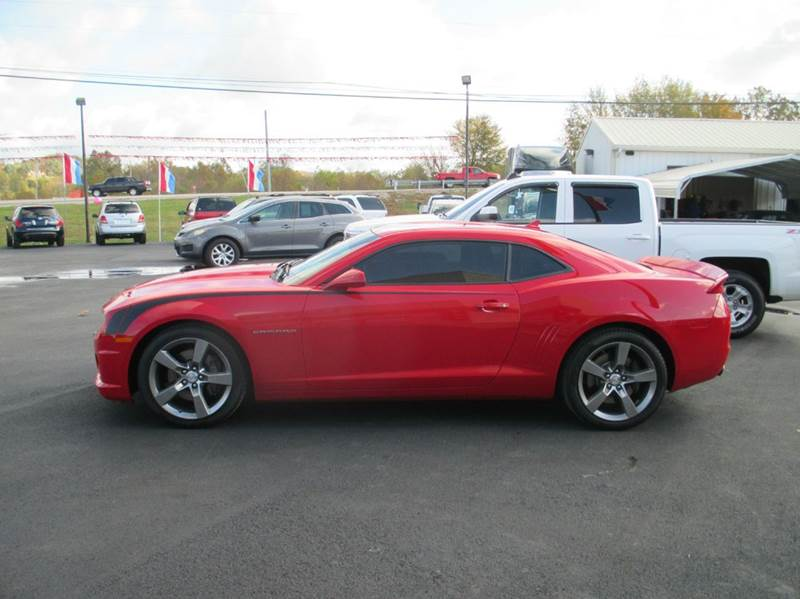 2013 Chevrolet Camaro SS 2dr Coupe w/1SS - London KY