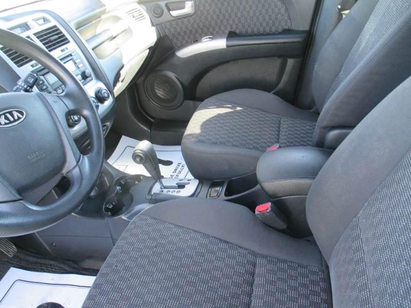 2008 Kia Sportage LX 4dr SUV (2L I4 4A) - London KY