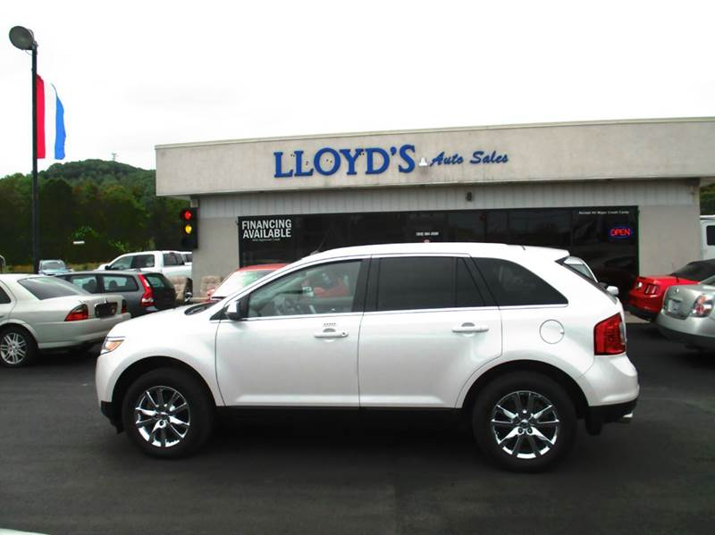 2014 Ford Edge Limited 4dr SUV - London KY