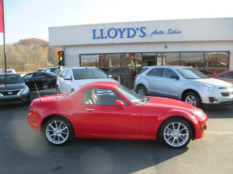 2012 Mazda MX-5 Miata Grand Touring 2dr Convertible 6A w/Power Hard Top - London KY