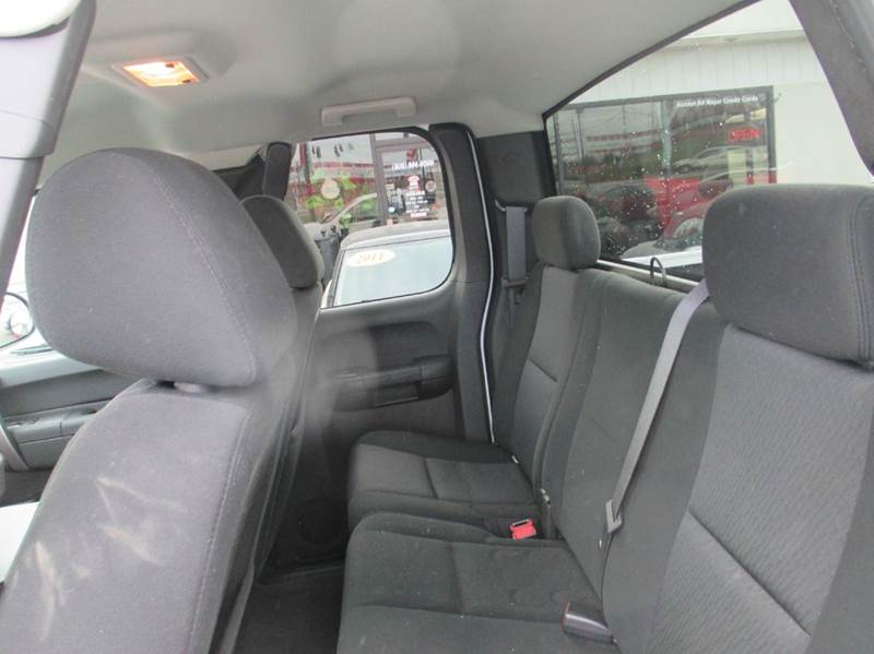 2012 GMC Sierra 1500 SLE 4x2 4dr Extended Cab 6.5 ft. SB - London KY