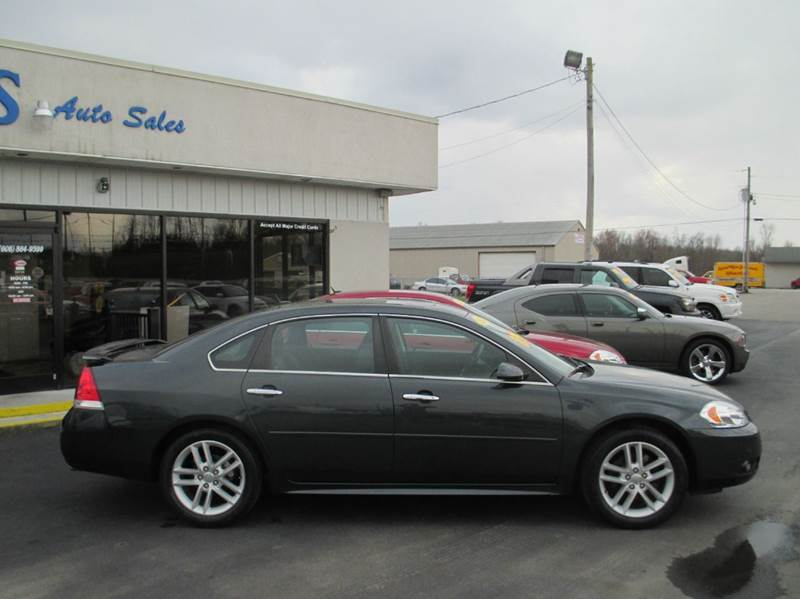 2014 Chevrolet Impala Limited LTZ Fleet 4dr Sedan - London KY