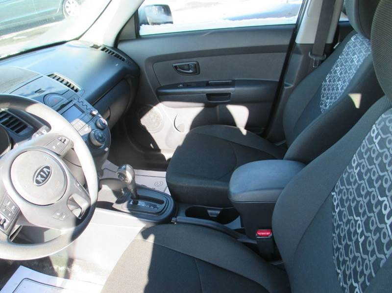 2010 Kia Soul ! 4dr Wagon 4A - London KY