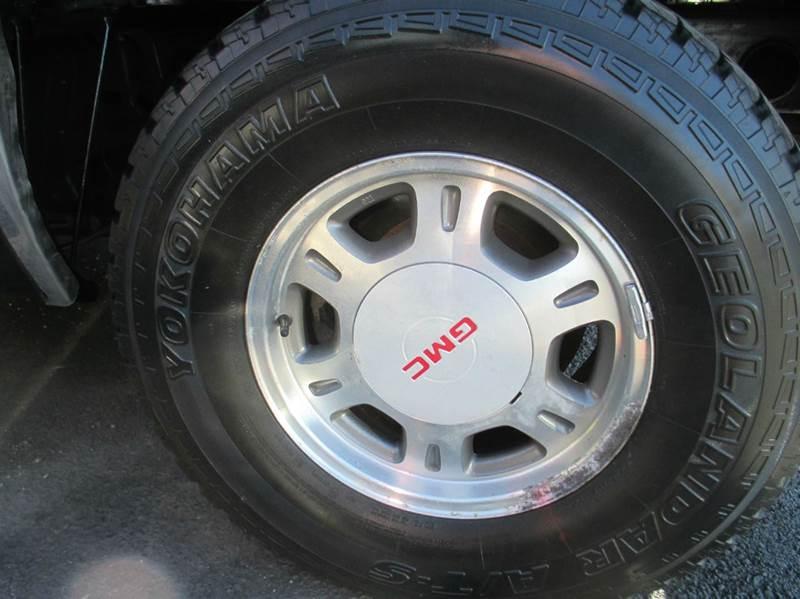 2001 GMC Sierra 1500 4dr Extended Cab SLE 2WD SB - London KY