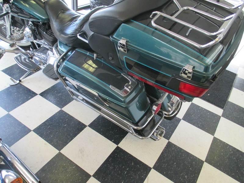 2002 Harley-Davidson Ultra Classic Electra Glide  - London KY