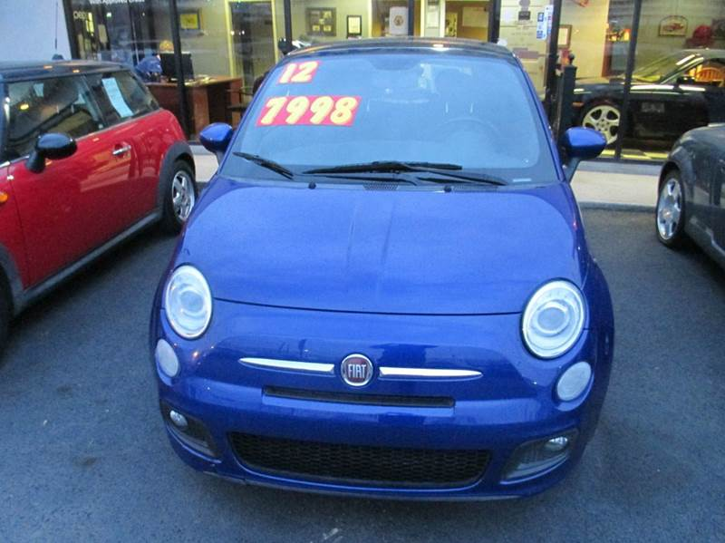 2012 FIAT 500 Sport 2dr Hatchback - London KY