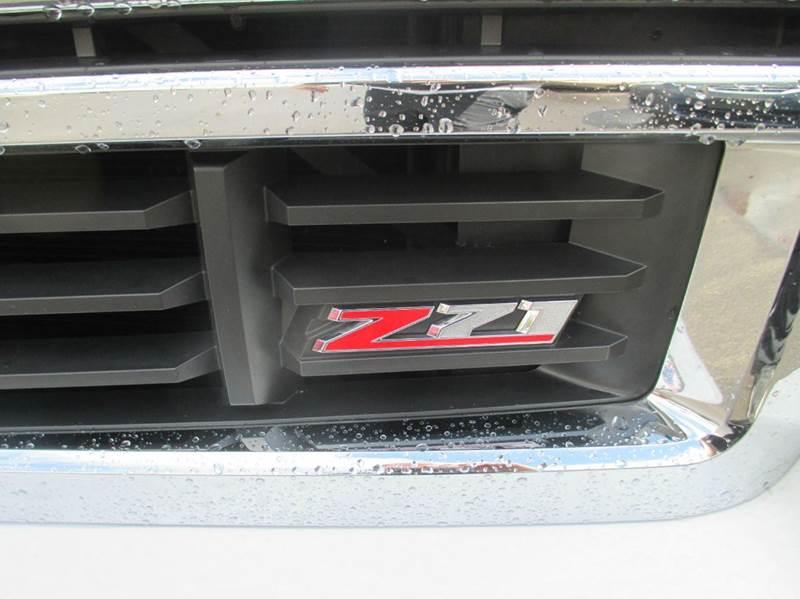 2015 Chevrolet Silverado 1500 4x4 LT 4dr Crew Cab 5.8 ft. SB w/Z71 - London KY