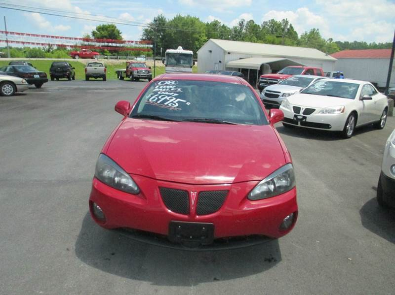 2008 Pontiac Grand Prix 4dr Sedan - London KY
