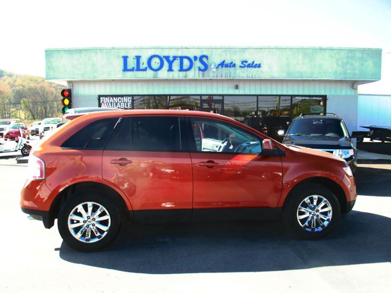 2007 ford edge sel 4dr suv in london ky lloyd 39 s auto sales. Black Bedroom Furniture Sets. Home Design Ideas