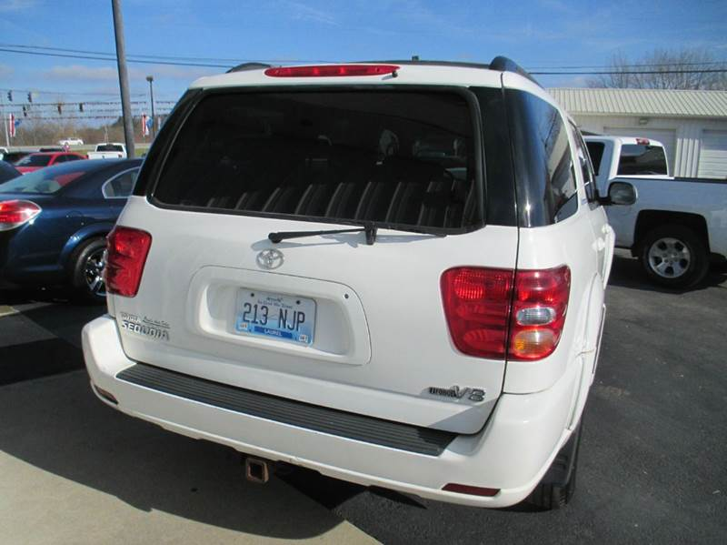 2004 Toyota Sequoia Limited 4dr SUV - London KY