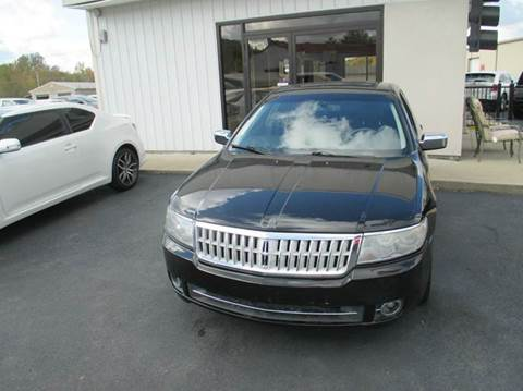 2008 Lincoln MKZ