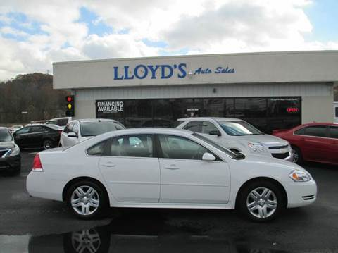 2012 Chevrolet Impala for sale in London, KY