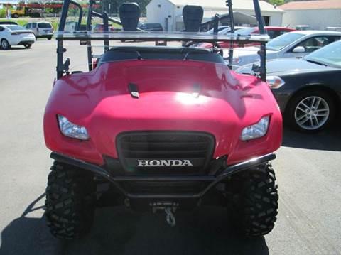2013 Honda Big Red