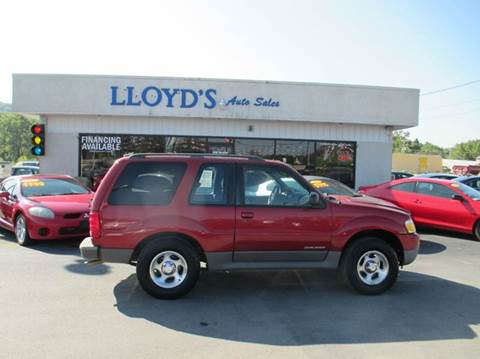 2001 Ford Explorer Sport for sale in London, KY