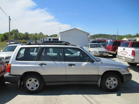 1999 Subaru Forester for sale in London, KY