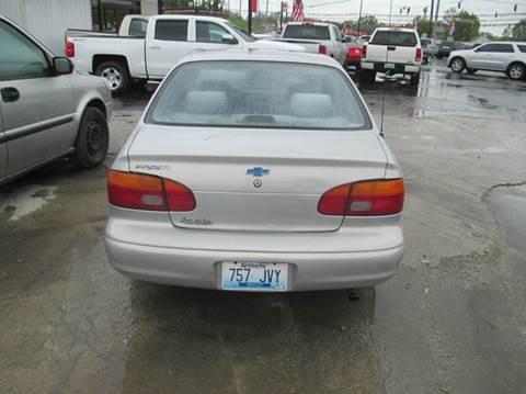 2001 Chevrolet Prizm